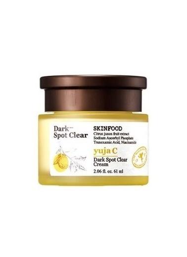 Skinfood Yuja C Dark Spot Clear Cream Renksiz